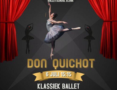 Uitvoering 6 juli 2019 Don Quichot
