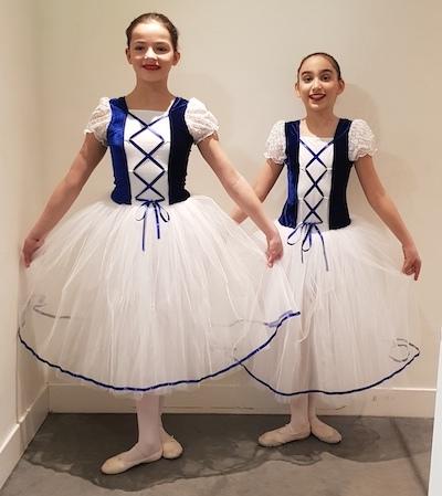 Klassiek ballet kinderen